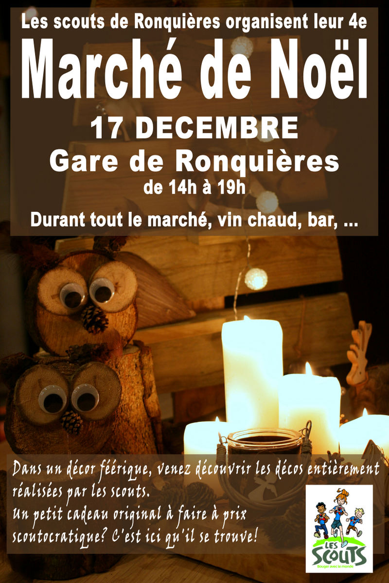 17/12 - Marché de Noël